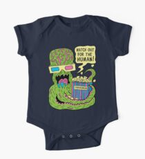 Alien Monster Movie Kids Clothes
