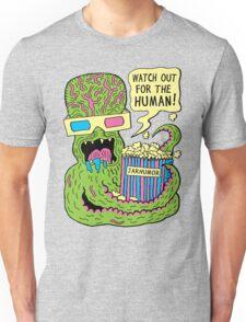 Alien Monster Movie Unisex T-Shirt
