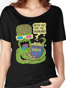 Alien Monster Movie Women's Relaxed Fit T-Shirt
