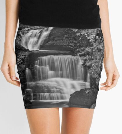 Go With The Flow Mini Skirt