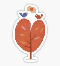 SweetyBirds - Love Birds Sticker