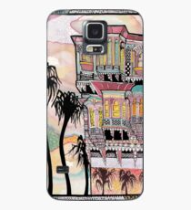 Palm Trees and Havelis Case/Skin for Samsung Galaxy