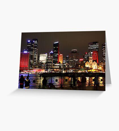 Spectacular Sydney Greeting Card