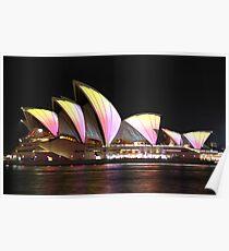 Sydney Opera House II Poster