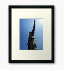 Cristo Redentor - Rio de Janeiro Framed Print