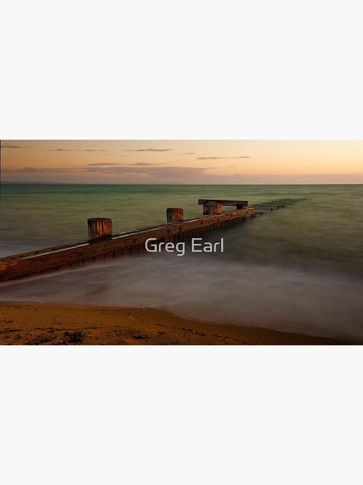 Mentone Beach by GregEarl