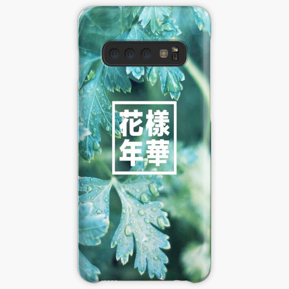 화양연화 / 花樣 年華 x fallen Hüllen & Klebefolien für Samsung Galaxy