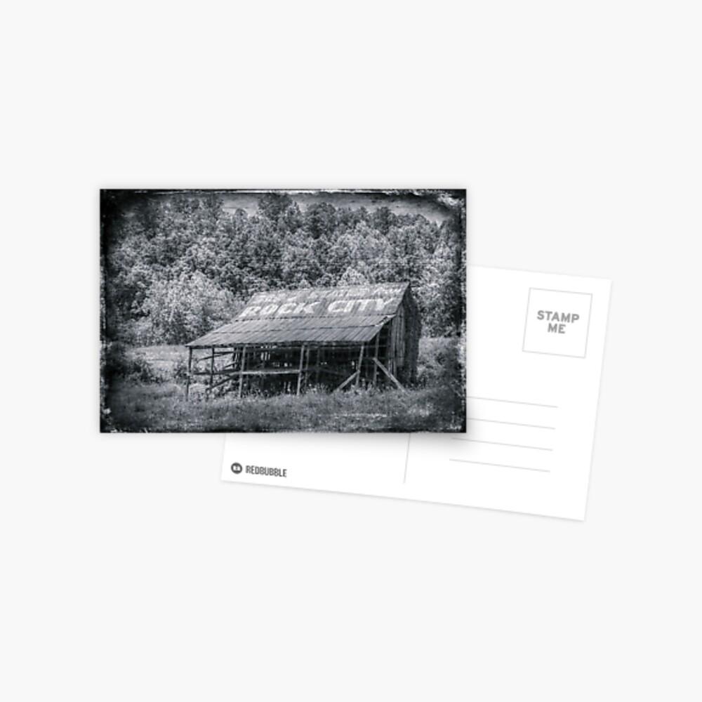 Rock City Postcard