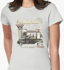 ROADSIDE Womens Fitted T-Shirt