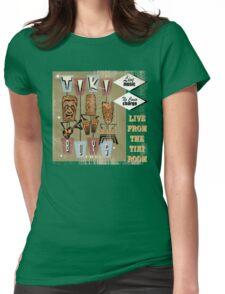 TIKI BOYS Womens Fitted T-Shirt