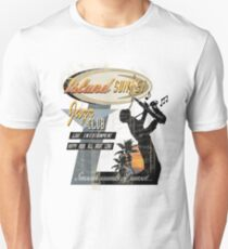 SUNSET JAZZ Unisex T-Shirt