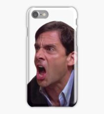 Michael Scott - Where Are the Turtles? iPhone Case/Skin
