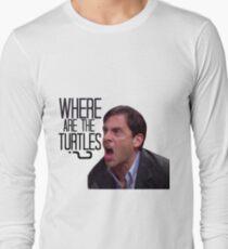Michael Scott - Where Are the Turtles? T-Shirt