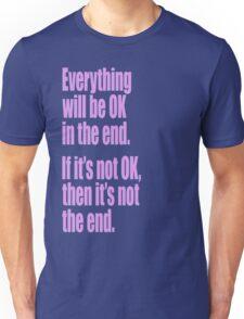 EVERYTHING PINK Unisex T-Shirt