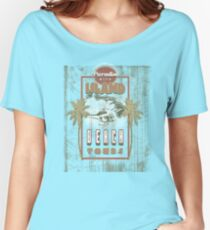 PARADISE TOURS Women's Relaxed Fit T-Shirt