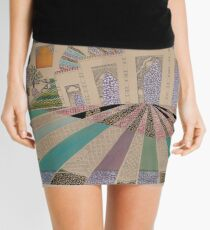 Bright Lights Mini Skirt