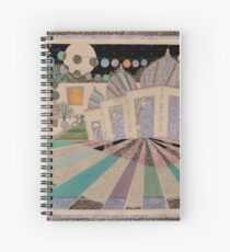 Bright Lights Spiral Notebook