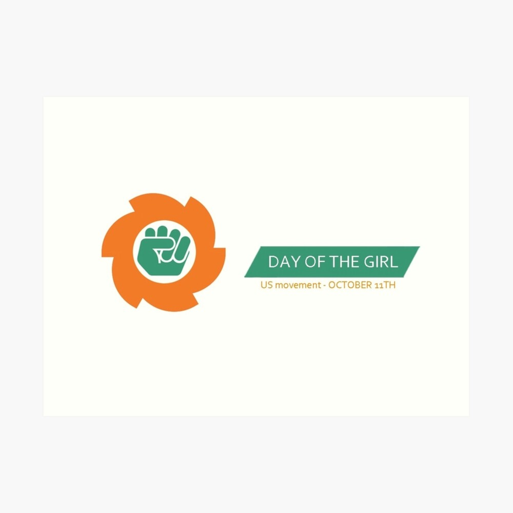 Full Logo & Title Art Print