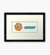 Full Logo & Title Framed Print