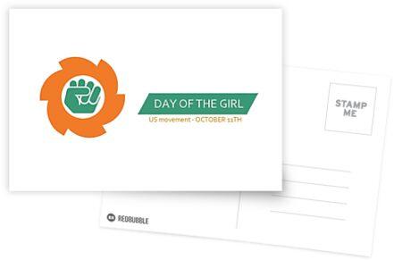 Full Logo & Title by DayoftheGirlUSA