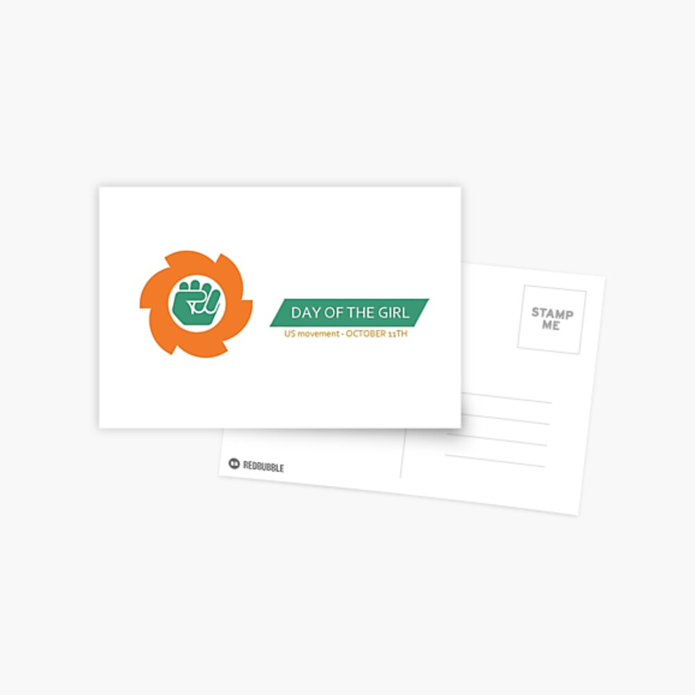Full Logo & Title Postcard