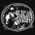 Dark and Stormy Knight by LTDesignStudio