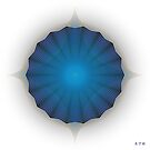 Mandala No. 89 by AlanBennington