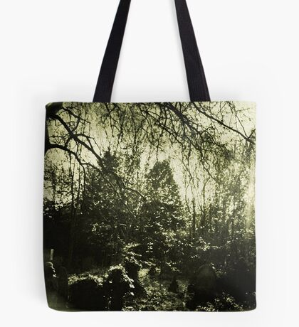 Beneath the boughs Tote Bag