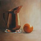 Copper and Orange by Charlotte Yealey