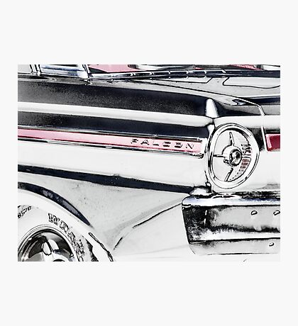 Ford Falcon Photographic Print