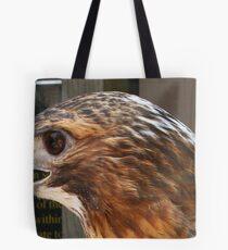 Mug Shot No. Two ~ Peregrine Tote Bag