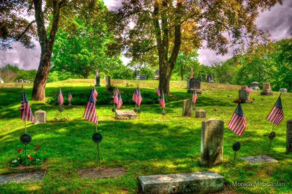 For Love of Country by Monica M. Scanlan