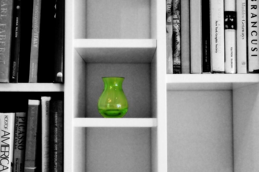 Green Glass by Rebecca Morrison