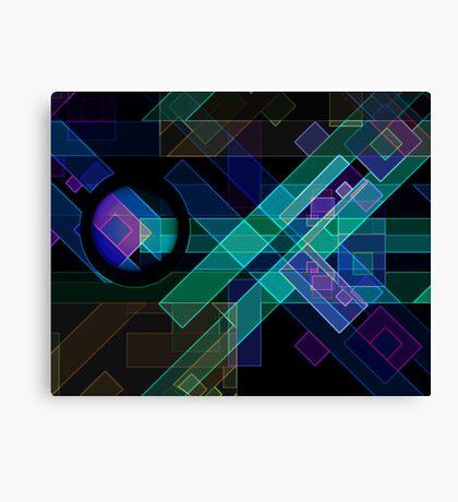 Dimensions 14 Canvas Print