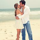 Casual Beach Wedding by DariaGrippo
