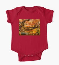 Colorful Old Oak Tree Kids Clothes