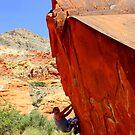 Climb away by Scott Curti