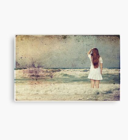 Resolve, and Thou Art Free... Canvas Print