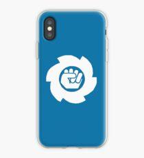 Big White iPhone Case