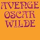 avenge oscar wilde by dangerdancing2