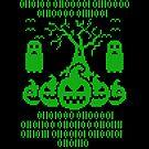 Binary Halloween by manikx