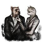 Catall & Dogart by LauraMSS