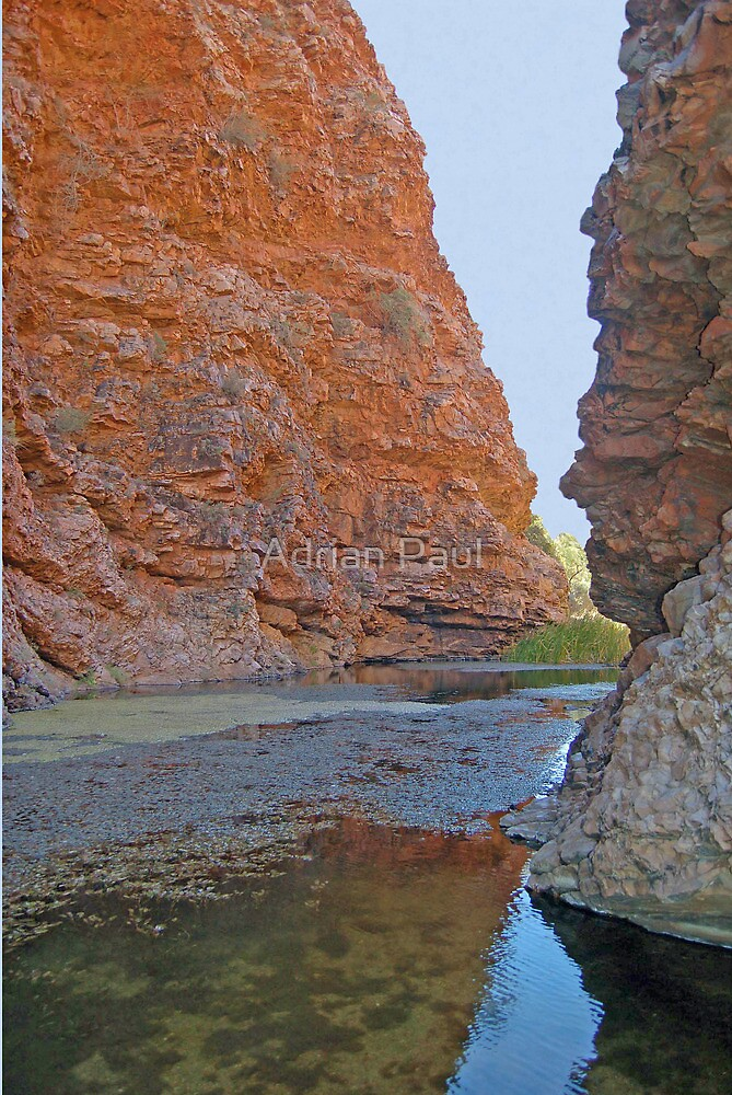 Simpson's Gap, Northern Territory, Australia by Adrian Paul