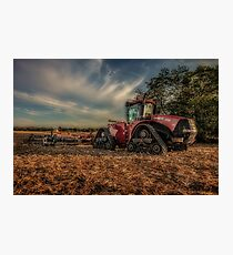 Case Quad Trac 400 Photographic Print
