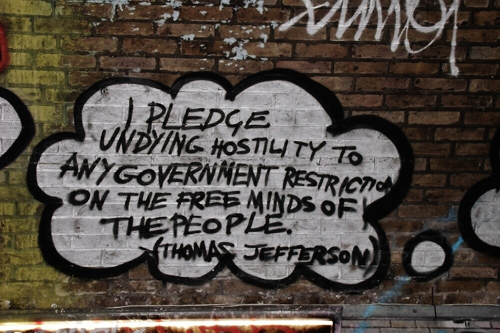 I pledge by erose