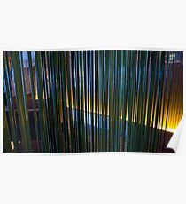 Theater Abstracts Poster