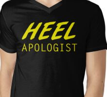 Heel Apologist Mens V-Neck T-Shirt