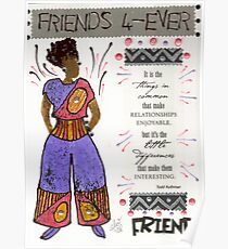 Friends 4-EVER Poster
