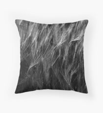 Fields Of Barley - Drawn Throw Pillow