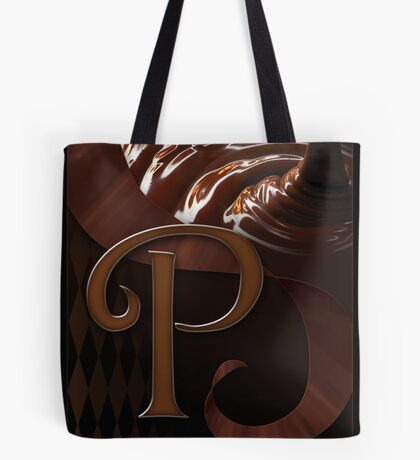 Perfect Chocolate Tote Bag
